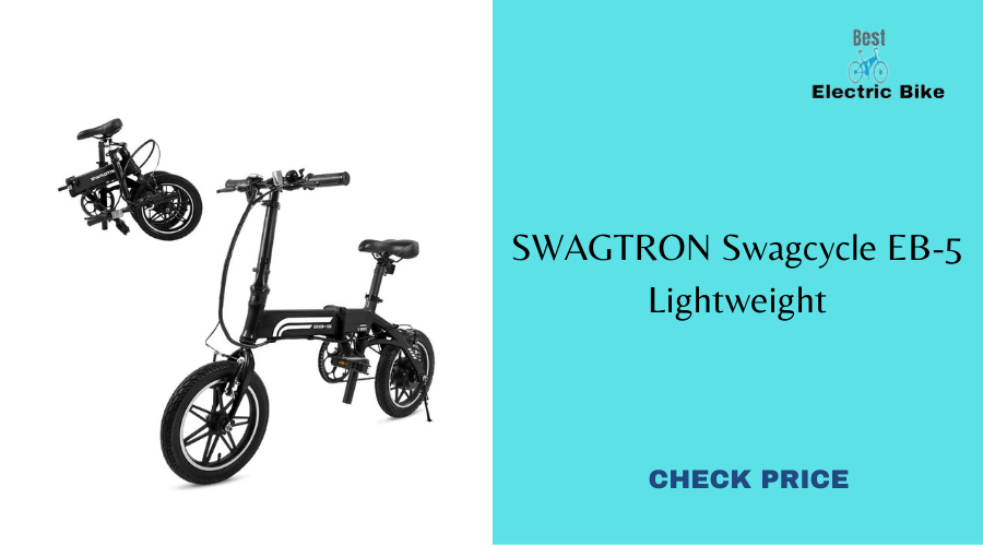 SWAGTRON Swagcycle EB5 Lightweight